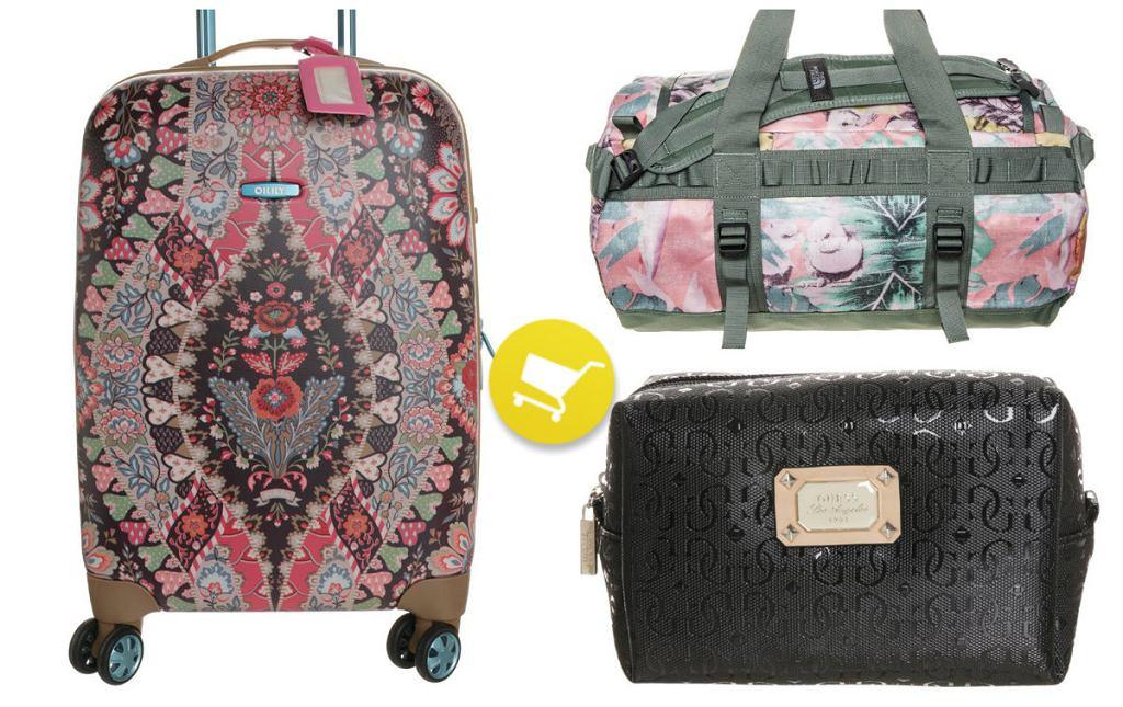82005cfbd7309 Torby, walizki, kosmetyczki czyli niezbędnik każdego podróżnika