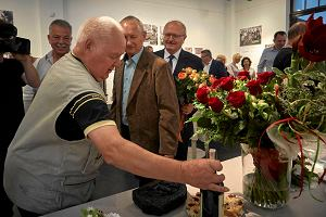 Erwin S�wka �wi�tuje 80. urodziny. T�umy go�ci