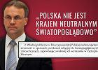 Poseł PiS Jarosław Sellin