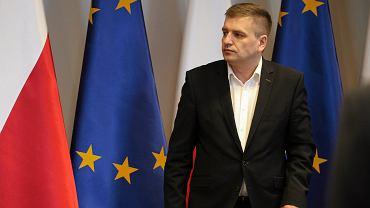 Minister zdrowia Bartosz Arłukowicz prowadzi walkę z lekarzami z Porozumienia Zielonogórskiego