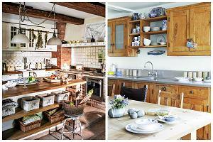 Kuchnia rustykalna. Jak urządzić kuchnię rustykalną
