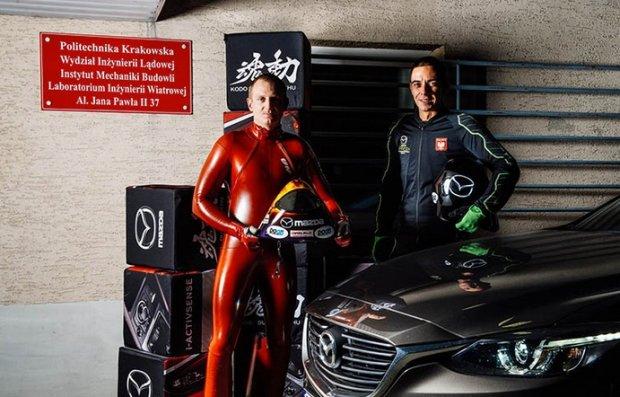 J�drzej Dobrowolski i Micha� Pawlikowski, czyli Mazda Sky Speed Team