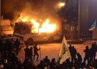 """Majdan si� radykalizuje. """"My potrzebujemy lidera, a jego nie ma. Nie wiedz� ju�, co nam m�wi�"""""""