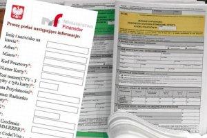 Czekasz na zwrot podatku? Uważaj, oszuści podają się za ministerstwo i wyłudzają dane. Zobacz fałszywy formularz