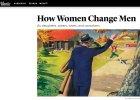 Jak kobiety zmieniają mężczyzn