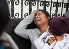 Molestowane i bite w desperacji podpaliły materace. 39 nastolatek z Gwatemali nie żyje