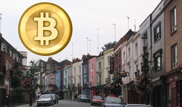 Pierwsza taka transakcja na świecie. Za nieruchomość można zapłacić jedynie za pomocą kryptowaluty - Bitcoin