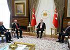 Turcja p�kni�ta na p�