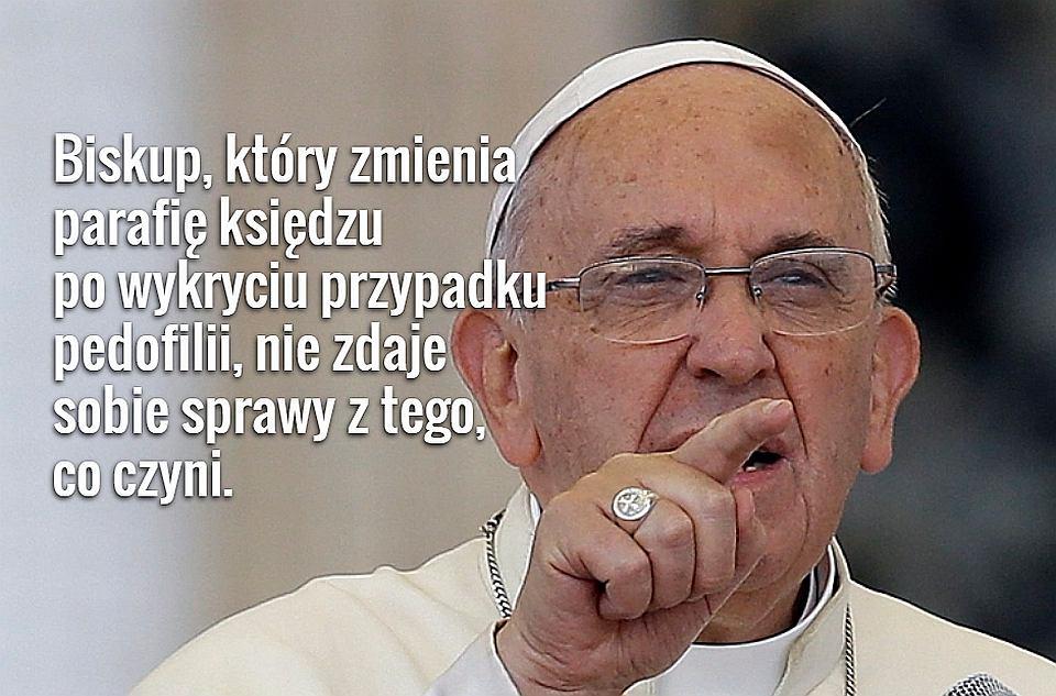 Tych Słów Papieża Franciszka Nie Zapomnimy Czy Zapamiętają Je