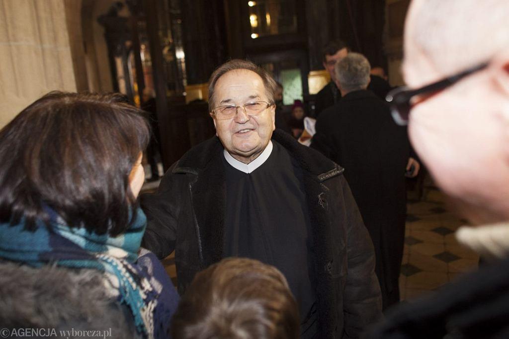 Ojciec Tadeusz Rydzyk (Fot. Kuba Ociepa / Agencja Gazeta)