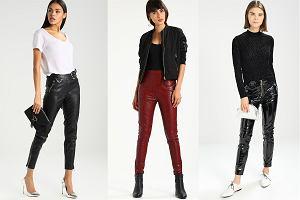 Najciekawsze modele skórzanych spodni do jesiennych stylizacji