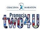 Cracovia Maraton. Promocja two 4 U!