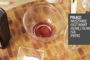 Klasyczny sos winegret