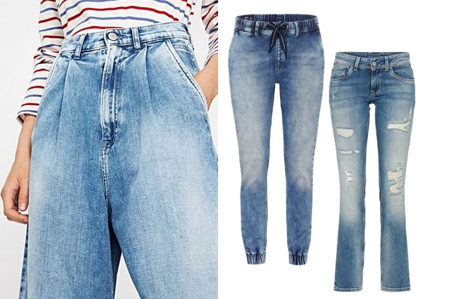 Pepe Jeans spodnie