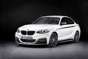 """Wi�cej """"M"""" w BMW serii 2"""