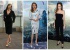 """Angelina Jolie ma aż trzy pary genialnych szpilek inspirowanych filmem """"Maleficent"""". Kto je zaprojektował?"""