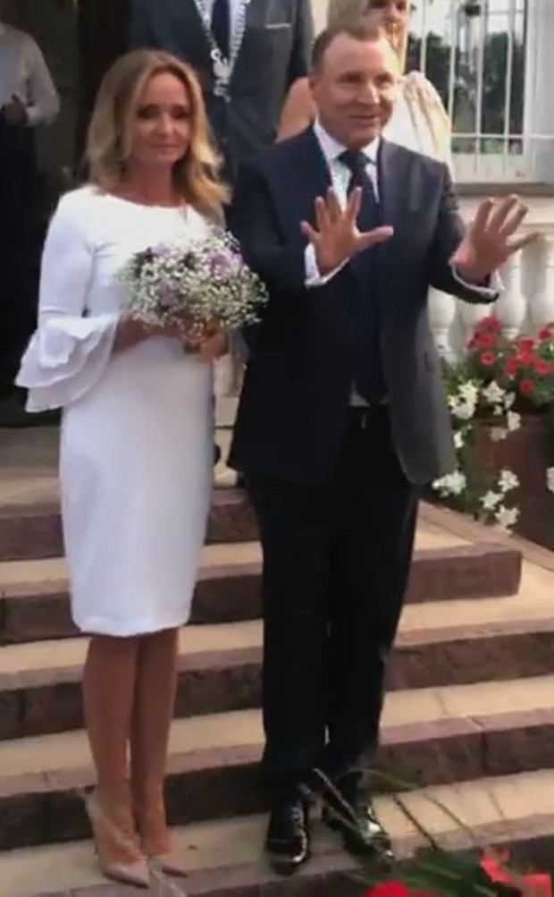 Jacek Kurski Wziął ślub Ceremonia Odbyła Się W Kameralnym Gronie