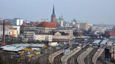 Dworzec Główny i okolice