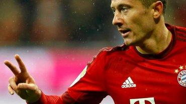 """Bayern stawia kropk� nad """"i"""" w ostatniej sekundzie meczu. Sami-wiecie-kto trafi� do bramki!"""