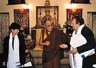 Dalajlama XIV: Trudno odróżnić przemoc od braku przemocy