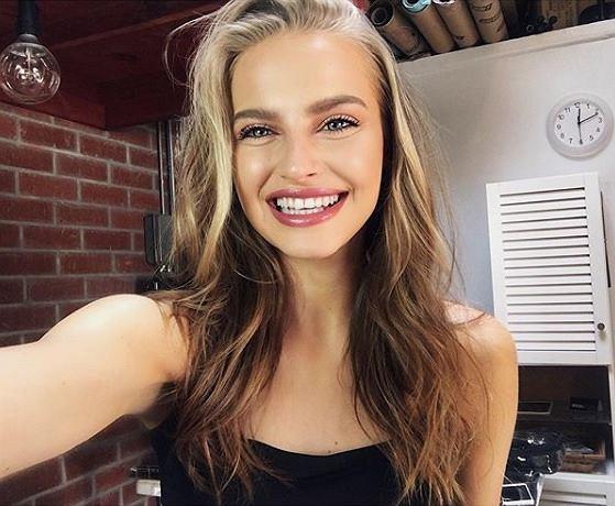 Karolina Pisarek brała udział w popularnym programie 'Top Model'