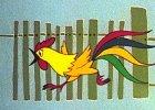 Kadr z czołówki ''Teleranka''