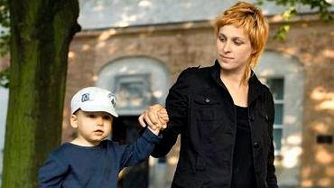 Kalina i dwuletni Maks