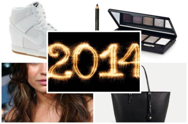 Trendy na 2014 rok - jakie są must have tego roku?
