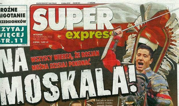 Fot. za ''Super Express'' z dn. 12.06.2012 nr 135.