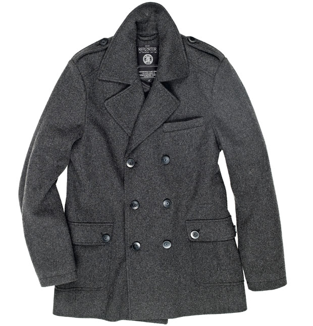 Moda męska: jesienne kurtki, kurtki, moda męska, Reporter