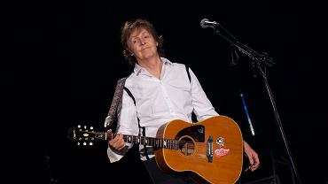Paul McCartney - Out There Concert