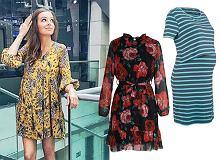Sukienki dla kobiet w ciąży w stylu Anny Wendzikowskiej. Pokochacie te modele! Kolorowe, kobiece i niedrogie