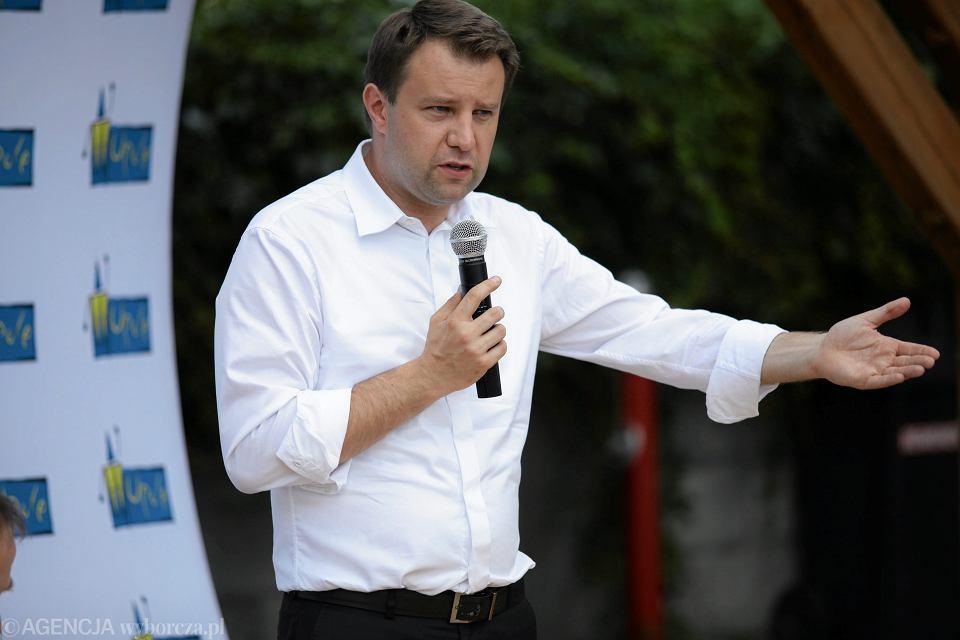 prezydent miasta Opola Arkadiusz Wiśniewski