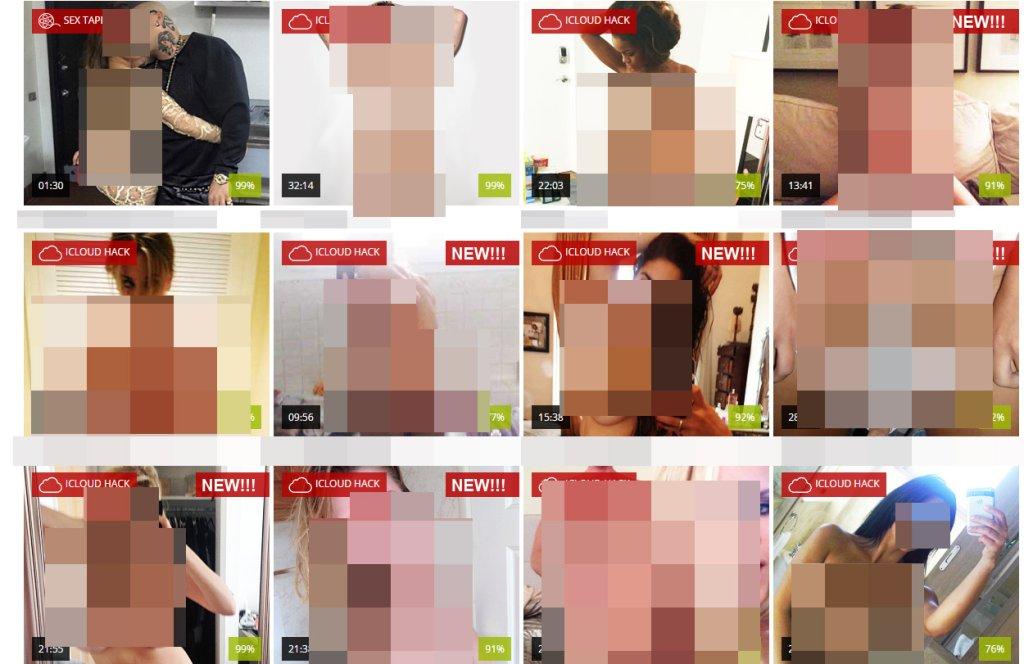 Wyciek tych zdjęć był koszmarem dla pokrzywdzonych
