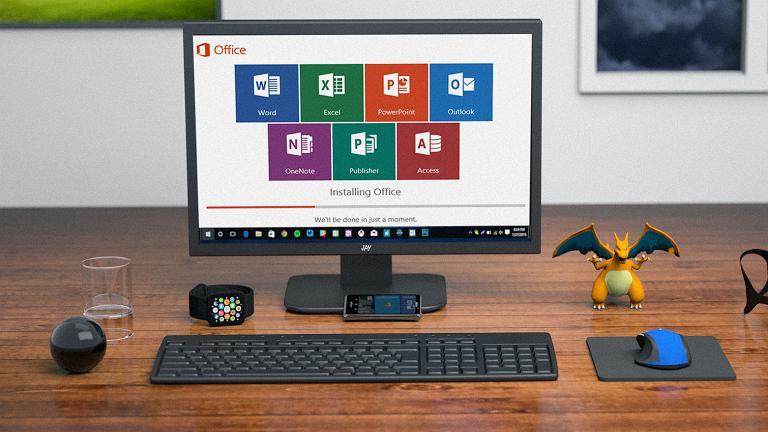 To oficjalne: Microsoft Office 2019 tylko na komputerach z Windows 10