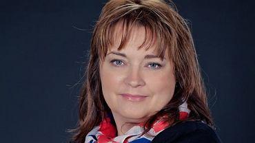 Radna Beata Chrzanowska (PO), przewodnicząca rady miejskiej w Słupsku.