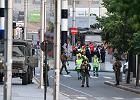 Bruksela. Eksplozja na stacji kolejowej. Zamachowiec nie żyje