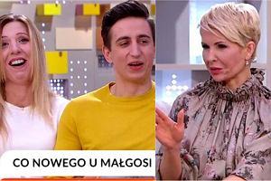 Małgosia i Paweł z 'Rolnika...' w PnŚ