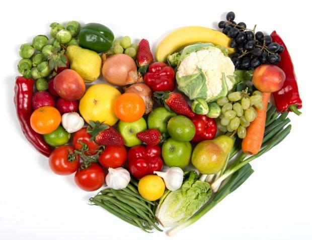 Jakie znaczenie ma barwa jedzenia? Poznaj si�� pi�ciu kolor�w owoc�w i warzyw!