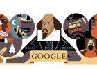 William Szekspir zmar� 400 lat temu. Dzisiaj jest bohaterem Google Doodle