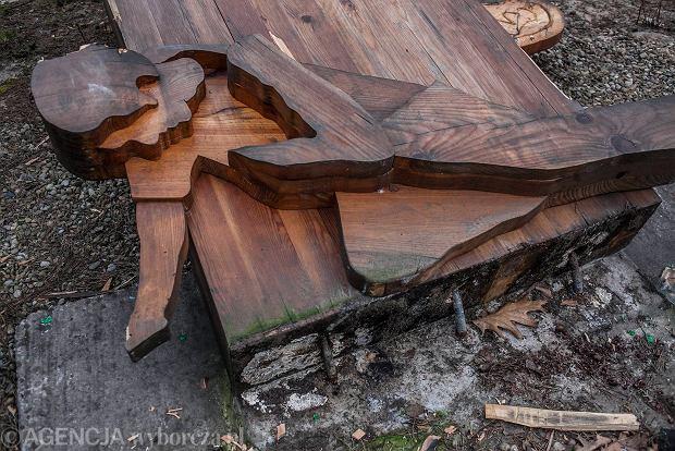 Stowarzyszenie Rom�w w Polsce o sprawie pomnika ko�o Borz�cina