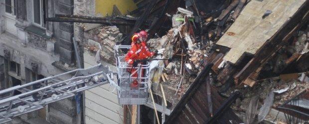 Wybuch w Katowicach. Nie ma kontaktu z trzema osobami. ''Boj� si�, �e zostali tam nasi s�siedzi''