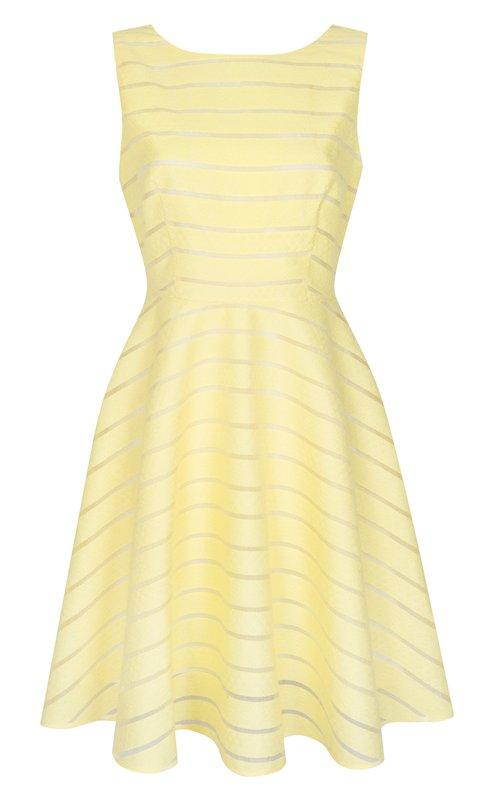 eccf3113a96e8 W pełnym słońcu czyli ubrania i dodatki w kolorze żółtym - zdjęcie nr 31