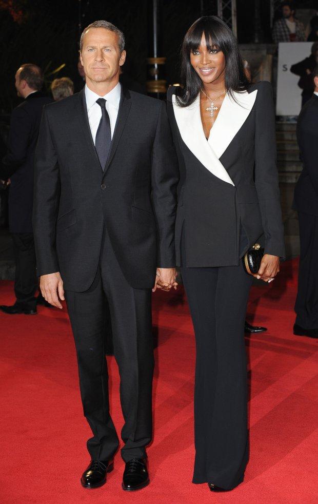 Vladislav Doronin i Naomi Campbell