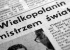 40 lat temu mistrzem �wiata by� wielkopolski kolarz Janusz Kowalski. Zaczyna� w Lechu Pozna�