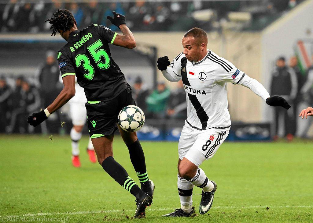 Legia - Sporting 1:0