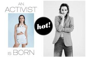 """Emma Watson - aktorka, aktywistka, feministka. Nowa sesja inspiruj�cej gwiazdy w """"Elle"""" [ZDJ�CIA]"""