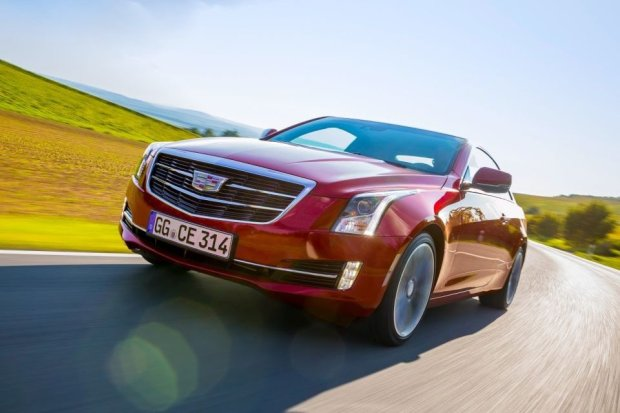 Cadillac ATS Coupe | Powr�t do Europy