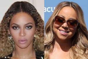 Beyonce, Mariah Carey