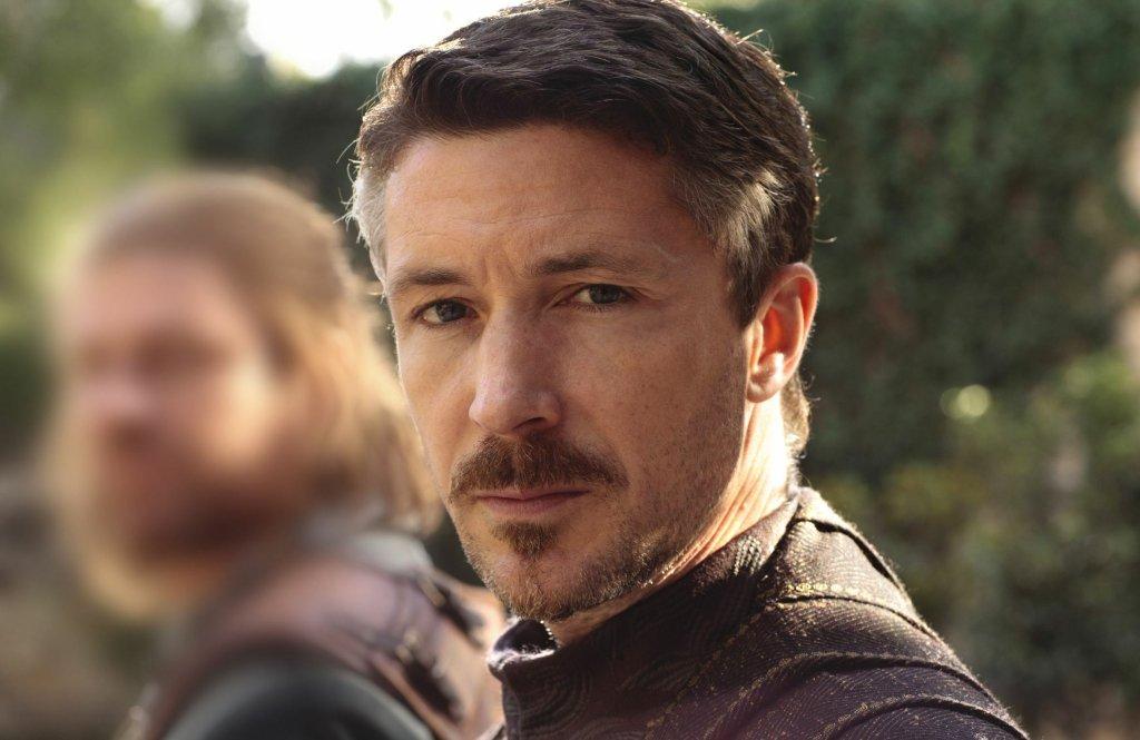 Aidan Gillen jako Petyr Baelish, Littlefinger w 'Grze o tron' / Fot. HBO
